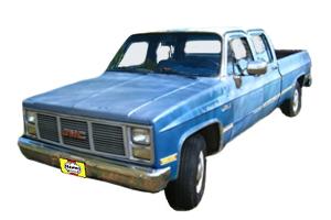 GMC R2500