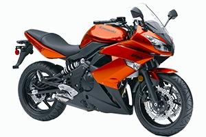 2011 Kawasaki Ninja 650