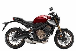 2019 Honda CB650R ABS Red