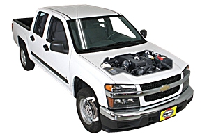 Chevrolet Colorado (2004 - 2012) Repair Manuals on