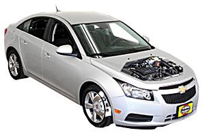 Chevrolet Cruze (2011 - 2015) Repair Manuals