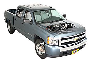 2007 Chevrolet Tahoe Haynes Online Repair Manual-Select Access
