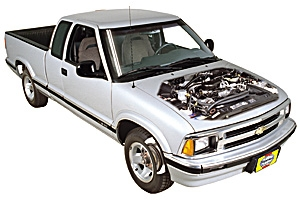 Chevrolet S10 1994 2004 Repair Manuals