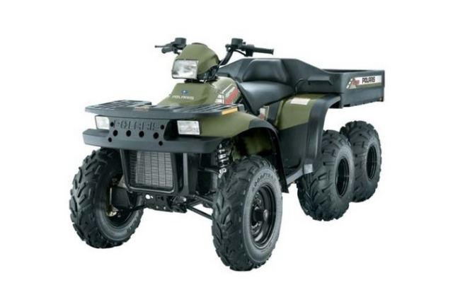 Polaris Sportsman 6x6