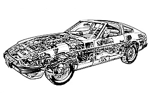nissan 280zx heater wiring diagram 280zx haynes manuals  280zx haynes manuals