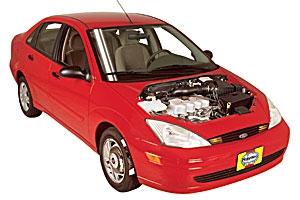 2004 ford focus svt service manual