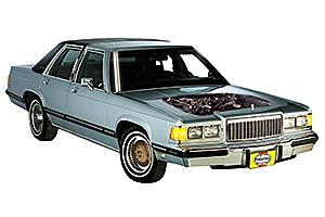 Mercury Grand Marquis (1979 - 1987) Repair Manuals