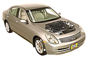 Haynes Workshop Manual Nissan 350Z Infiniti G35 2003-2008 Service /& Repair