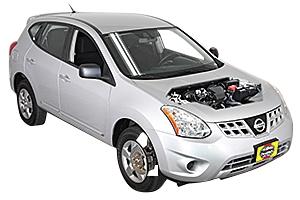 nissan rogue (2008 - 2015) car repair manuals | haynes manuals