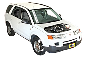 2006 saturn vue owners manual