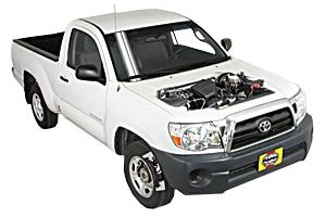 Toyota Tacoma (2005 - 2015) Repair Manuals