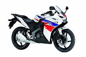 2017 Honda CBR125R