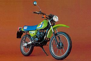 1981 Kawasaki KE100