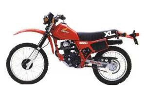 Honda XL100