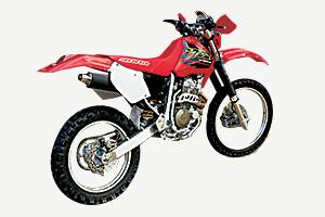 Honda Motorcycle XR250R (1986 - 2004) Repair Manuals
