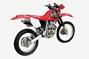 Honda Motorcycle XR400R (1996 - 2004) Repair Manuals on