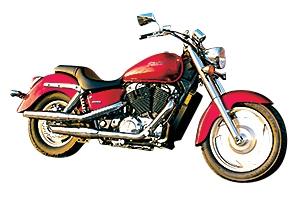 Honda VT1100C2 Shadow Sabre