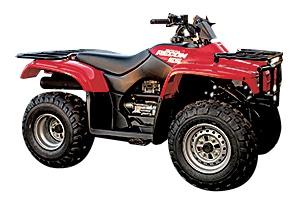 Honda TRX250EX Strax