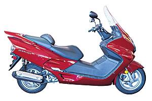 Honda SA50 Elite