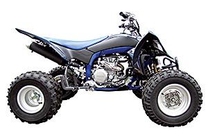 Yamaha YFZ450