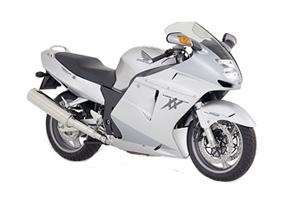 Honda CBR1100XX-X