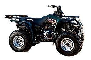 Yamaha YFM250 Bear Tracker (1999 - 2004) Repair Manuals on