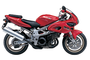 Suzuki TL1000R (1998 - 2003) Repair Manuals on