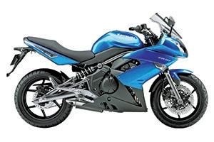 2009 Kawasaki Ninja 650