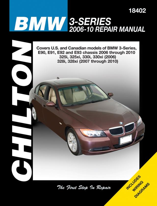 BMW 3-Series (2006-10)