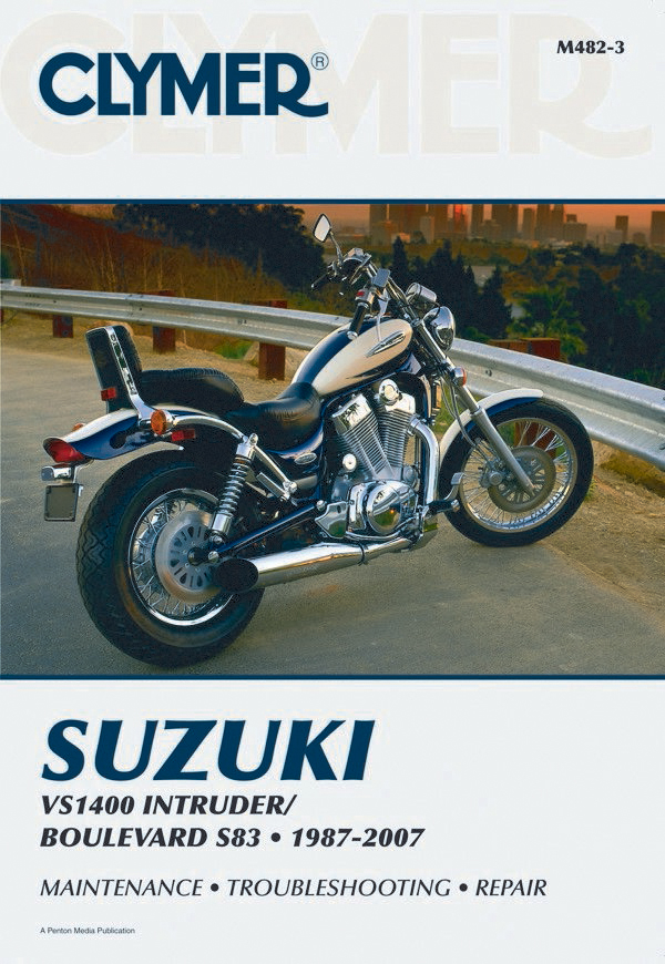Suzuki VS1400 Intruder (1987 - 2004) Repair Manuals