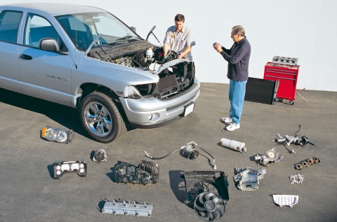 2002 2008 dodge ram 1500, 2500 and 3500 truck routine maintenanceDodge Durango Fuel Filter Location Power Steering Pump 2004 Dodge Ram #19