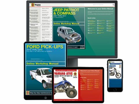 Haynes Digital Manual