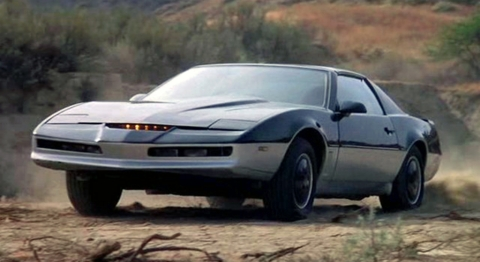 knight rider KARR screen grab
