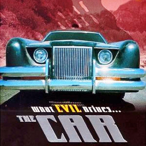 The Car DVD cover