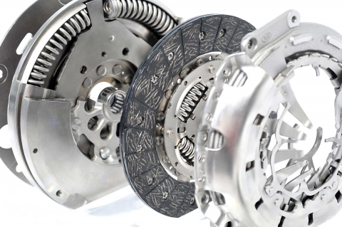 What is a dual mass flywheel (and what does it do)?