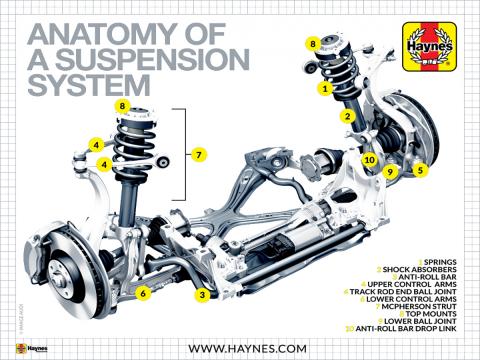 anatomy of suspension