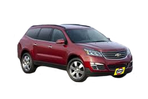 Jacking - vehicle support Chevrolet Traverse 2009 - 2013 Petrol 3.6 V6