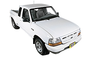 Checking coolant level Mazda B3000 1994 - 2009 petrol 2.3