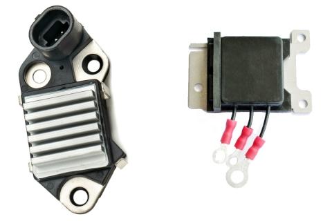 various voltage regulators