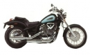 Honda Motorcycle VT600C Shadow VLX