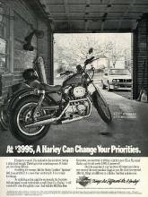 1988 Harley-Davidson XL883 Sportster
