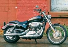 2004 Harley-Davidson Sportster 883