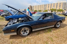 Rad 1980s Chevy Camaro Z28 with Crossfire Injection