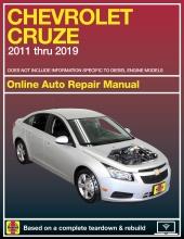 Cruze servicing guide
