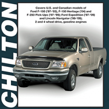 Chilton Ford F-150, F250 Manual