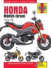Honda Grom Manual