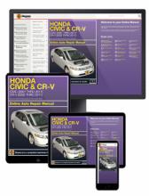 Honda civic service Haynes