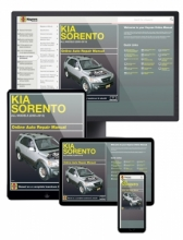 kia sorento haynes manual