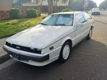 1987 Isuzu Impulse Turbo 1