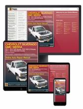 Chevrolet Silverado, Chevrolet Suburban, Chevrolet Tahoe, GMC Sierra, GMC Yukon, GMC Yukon XL and Cadillac Escalade Haynes Manua